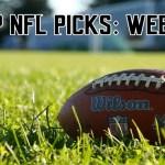 Week 5 NFL Picks Against the Spread