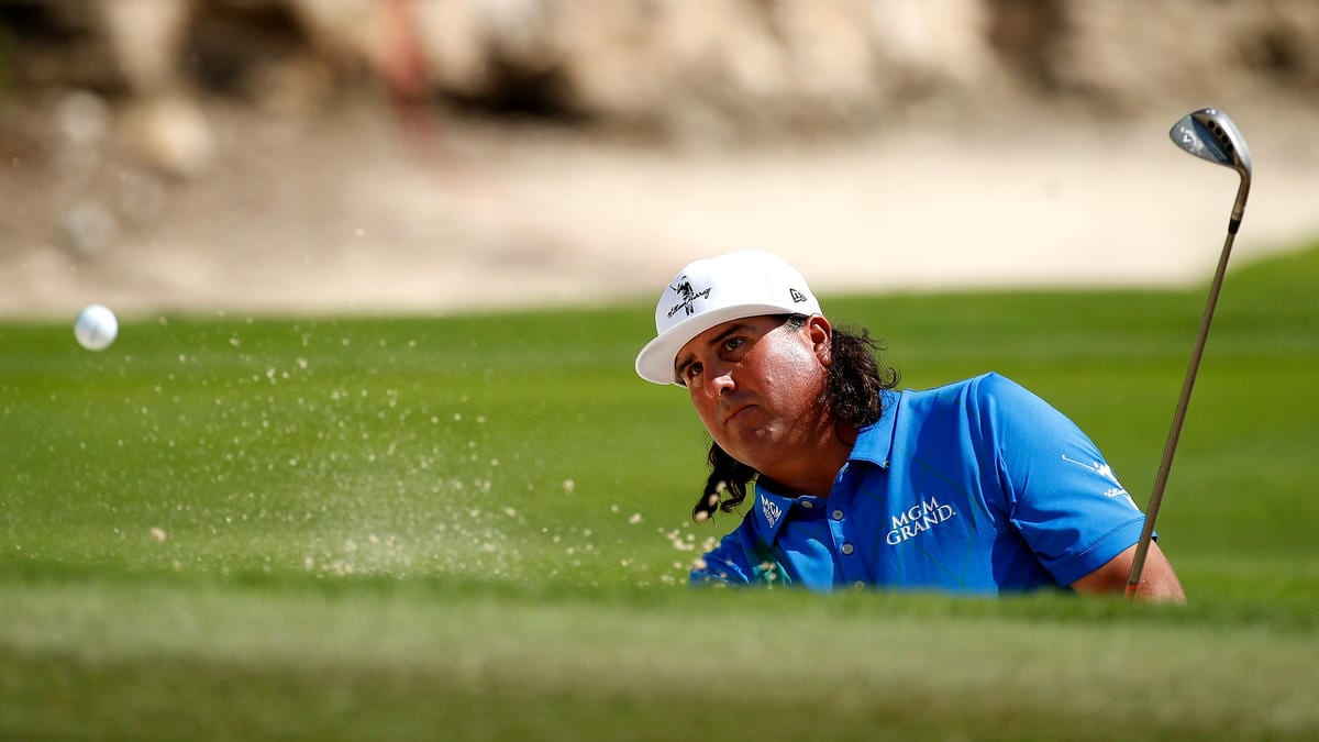 Pat Perez (Courtesy of Gregory Shamus & Getty Images/ via LATimes.com)