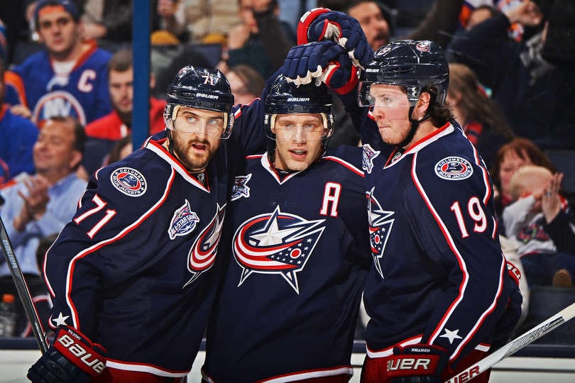 Columbus Blue Jackets, John Tortorella, Nick Foligno, Cam Atkinson, Scott Hartnell, Sergie Bobrovsky, Seth Jones, Zach Werenski, Calder Trophy, Vezina Trophy, Stanley Cup, Brandon Saad, Sam Gagner, Pittsburgh Penguins, New York Rangers, Goals, Assists, Power Play, Jack Adams, Ryan Johansen, NHL, Hockey, SV%, GAA, Save Percentage, Goals Against Average