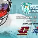 2016 Miami Beach Bowl Preview
