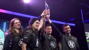 Team EnvyUs won the Falls Season of the Halo Championship Series