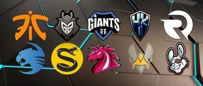 EU LCS 2017 logos