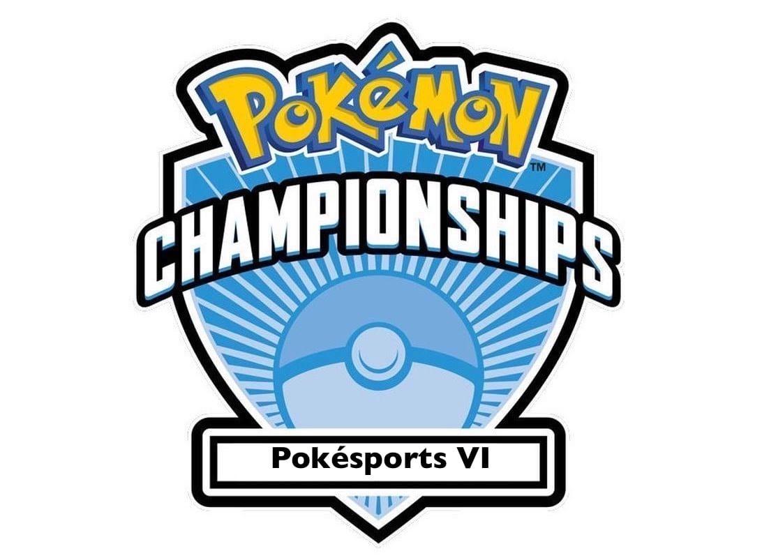 Pokémon Pokésport competitive logo