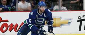 Ryan Kesler, Mats Sundin, Pavol Domitra, Anaheim Ducks, Vancouver Canucks, Pacific Division, Goals, Assists, NHL, Hockey, Stanley Cup, Presidents' Trophy, Selke Trophy