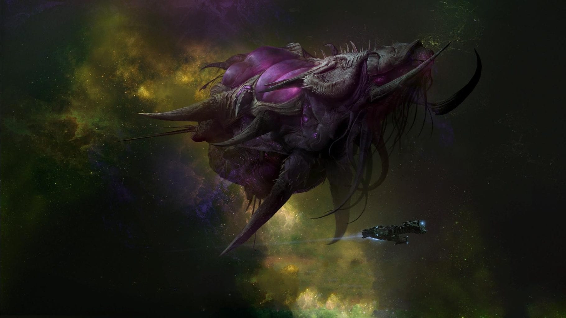 Skytoss vs Zerg - Leviathan