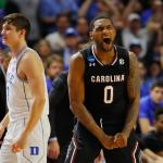 Is it a Fluke that South Carolina is Still Dancing?