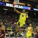 The Oregon Ducks Reach Their First Final Four Since 1939