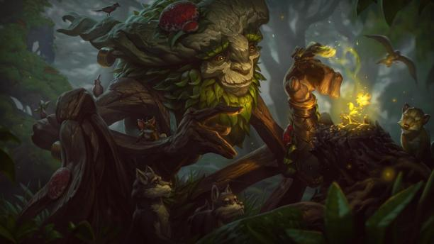 New Champion: Ivern, The Green Father