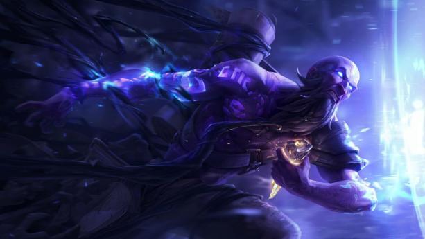 Champion Rework: Ryze, the Rune Mage