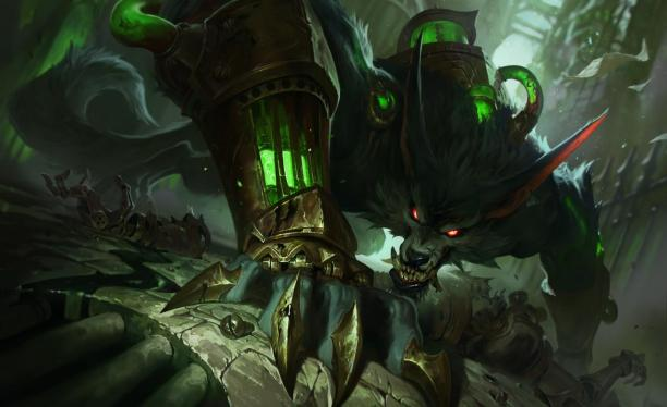 Champion Rework: Warwick, the Uncaged Wrath of Zaun