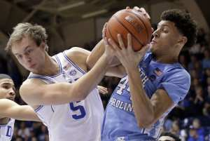 Duke-UNC Basketball