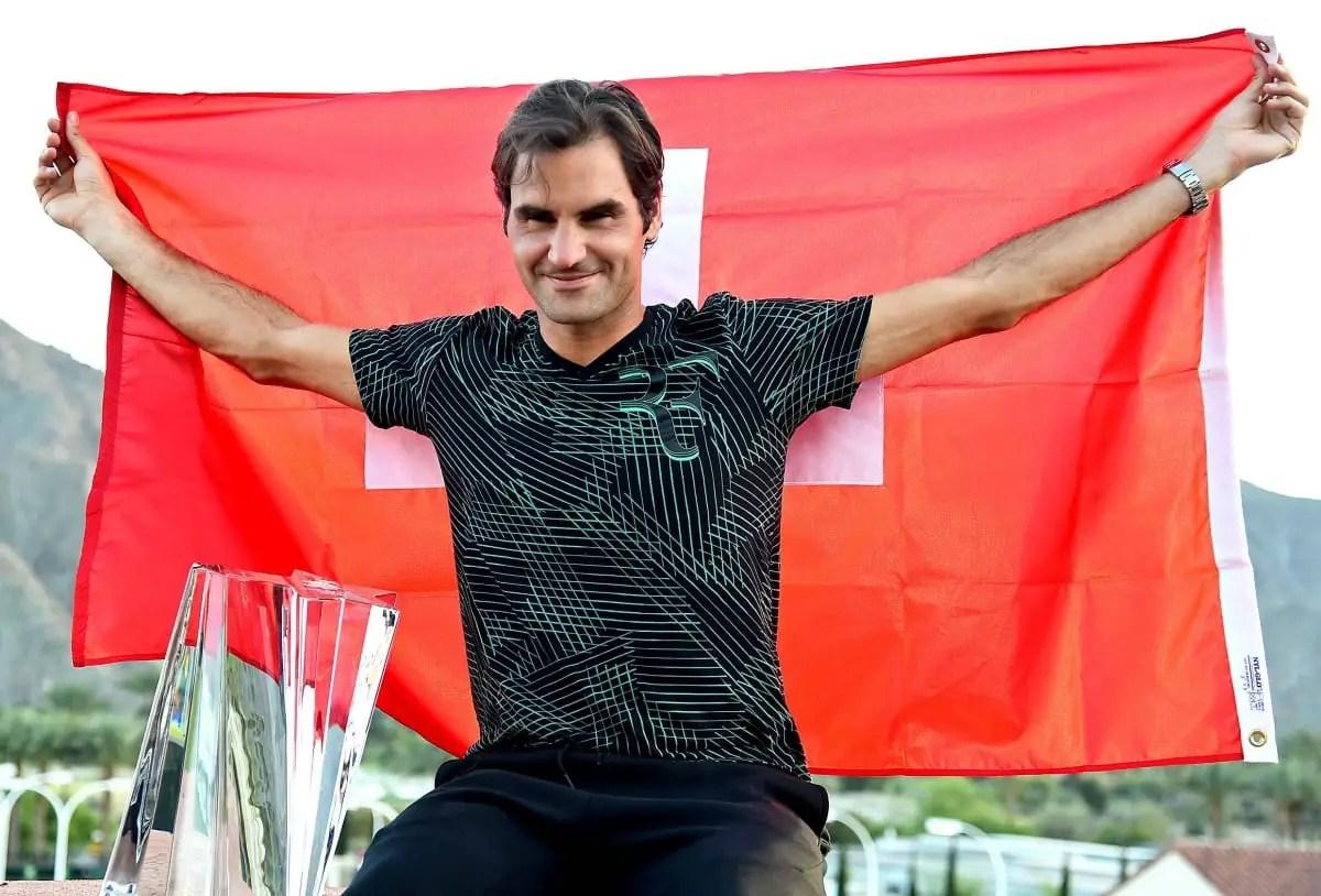 Federer Indian Wells