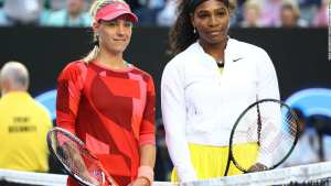 Serena Williams Kerber