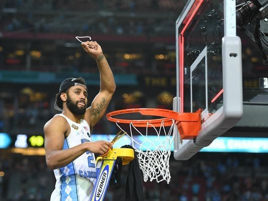 North Carolina and Joel Berry Victorious