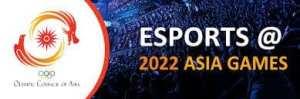 Esports at 2022 Asian Games