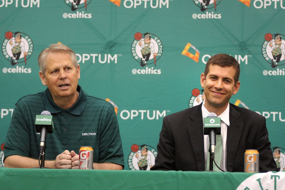 Jonathan Isaac Boston Celtics