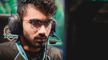 CLG Darshan is exceeding expectations in top lane
