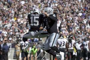 Oakland Raiders fantasy football