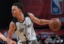 top five NBA Summer League players