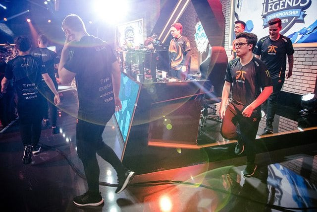Fnatic may qualify for Worlds