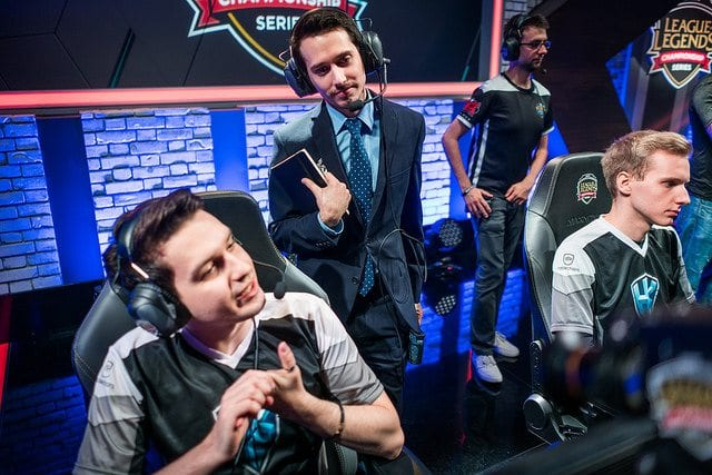 H2K are trending up in week six EU LCS