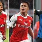Top 5 Current Transfer Stories