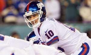 Quarterback Sleeper: Eli Manning