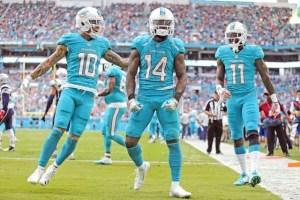 Miami Dolphins Game Recap: New England Patriots