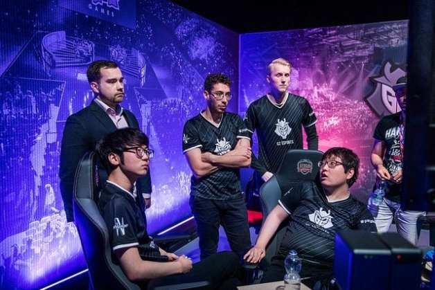 G2 is trending down in the EU LCS week 10