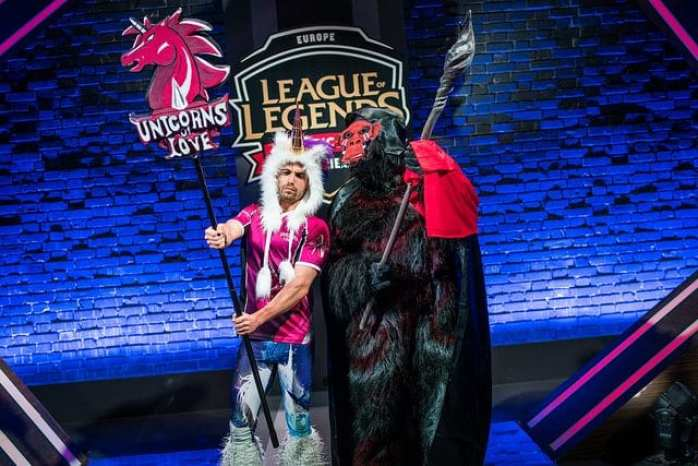 EU LCS mascots are trending up after week eight