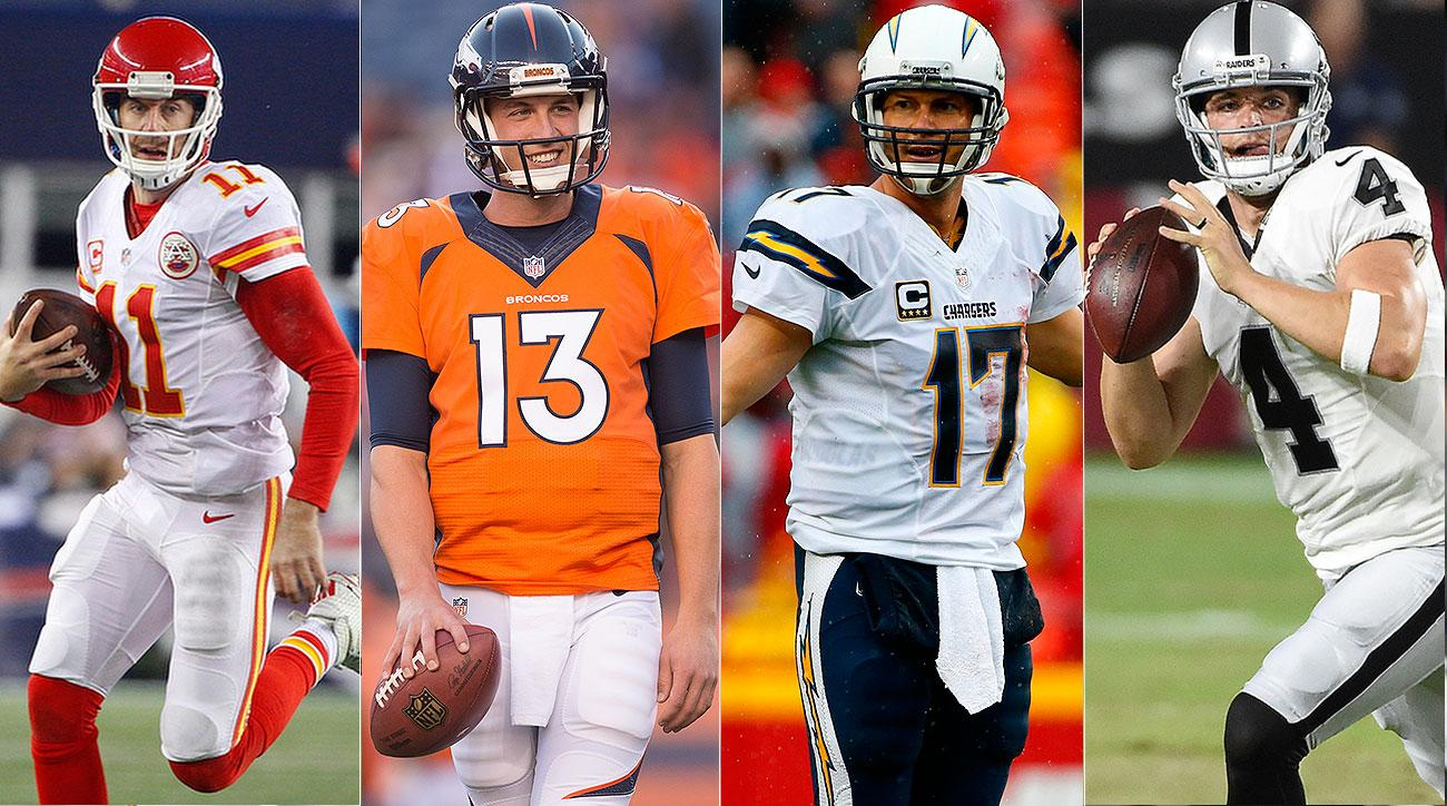 2017 AFC West division preview
