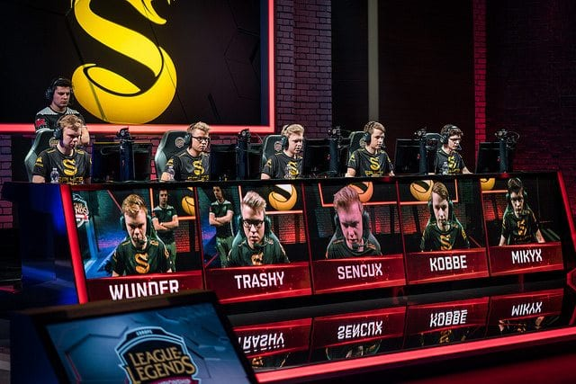 SPY Trashy is an MVP of EU LCS quarterfinals