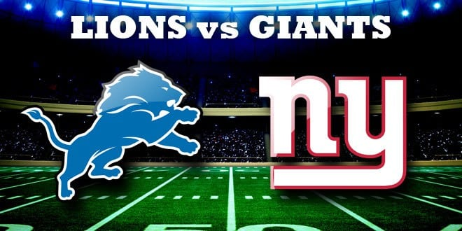 Fantasy Monday Night Preview: Giants-Lions