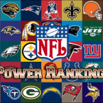 2017 NFL power rankings: Week 3