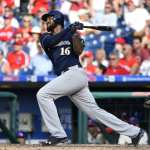 Domingo Santana fantasy: By the numbers