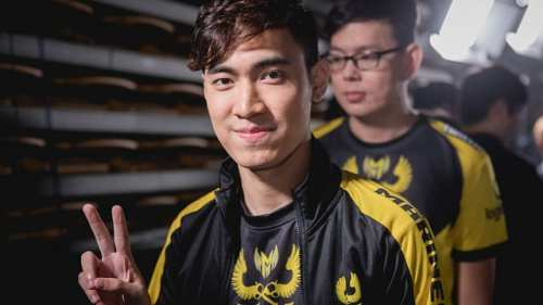 GAM Levi locked in Nocturne jungle at Worlds