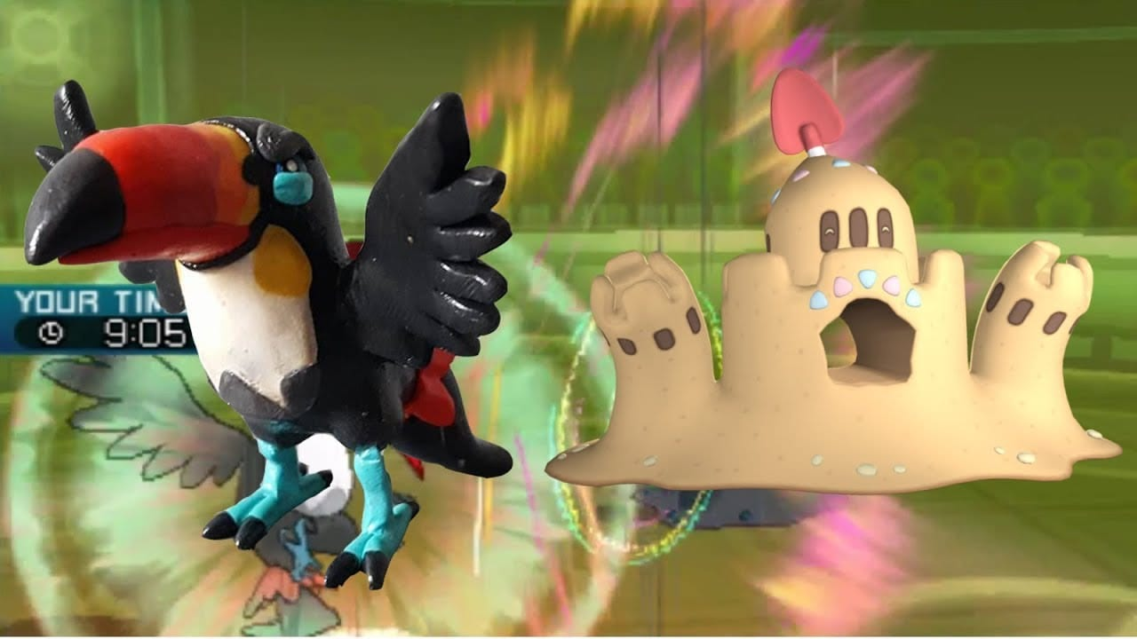 Jamie Boyt Toucannon and Palossand BoomQuake