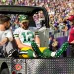 Fantasy football injury: Aaron Rodgers