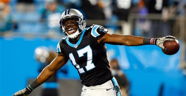 Is Devin Funchess a number one fantasy wide receiver?
