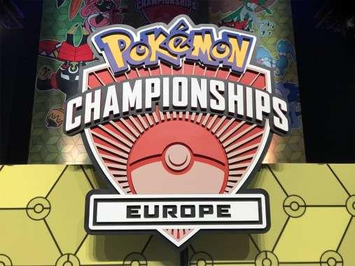 pokemon europe international 2018 Pokemon World Champion