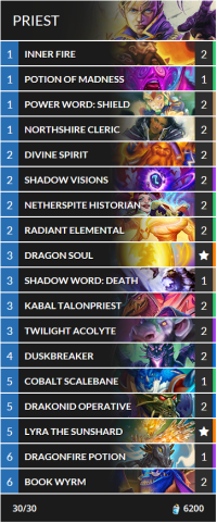 KnC Dragon Priest