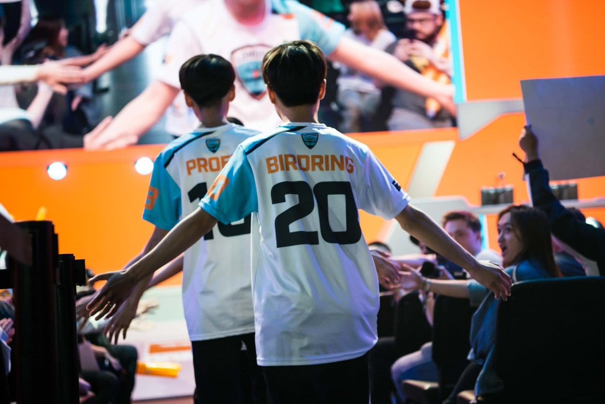 Rumor: Birdring to the Guangzhou Charge