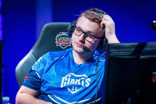 Jactroll will be a rookie in the 2018 EU LCS Spring Split