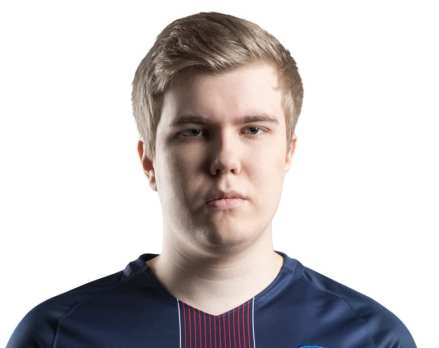 WhiteKnight is a rookie in the 2018 EU LCS Spring Split
