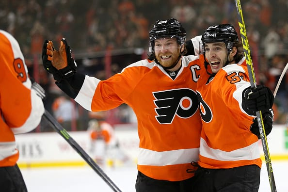 the flyers