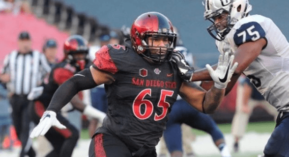 Sergio Phillips NFL Draft profile