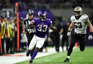 Minnesota vikings fantasy football targets