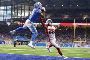 Detroit Lions wide receivers