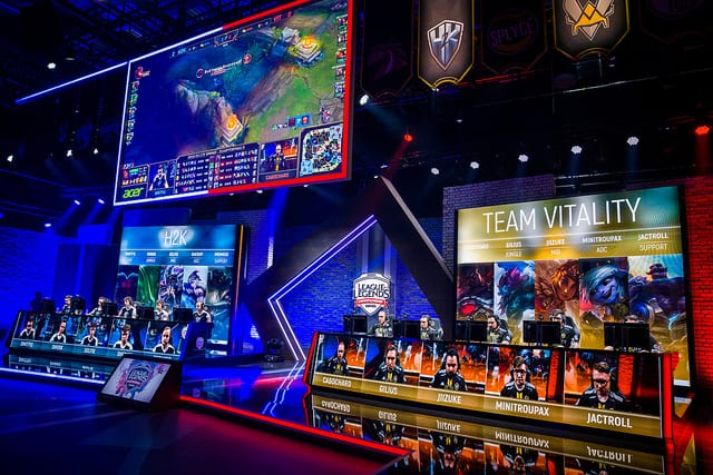 H2K faced Team Vitality in the quarterfinals of the 2018 Spring Split playoffs