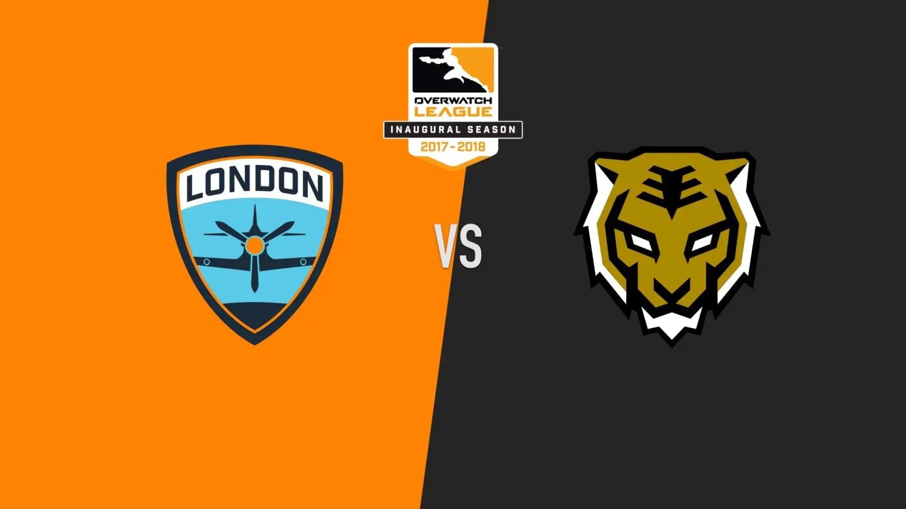 London vs Seoul